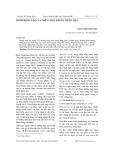 Hành động giao và phân công trong tiếng Việt