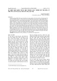 Sự biến đổi kinh tế-xã hội trong quá trình đô thị hóa ở phường Yên Sở, quận Hoàng Mai, Hà Nội