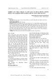 Nghiên cứu thực trạng và kết quả sử dụng thuốc chống trầm cảm tại Bệnh viện Đa khoa Trung ương Thái Nguyên