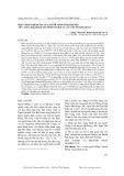 Thực trạng bệnh tật của người Mông ở hai huyện Mù Kang Chải, Trạm Tấu tỉnh Yên Bái và các yếu tố liên quan