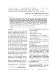 Nghiên cứu điều kiện chiết Zr(IV) môi trường axit HCl bằng DI-2-EtylHexyl Photphoric axit trong n- Hexan