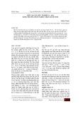 Chế tạo vật liệu tổ hợp Cu - Al2O3 bằng phương pháp nghiền trộn hành tinh