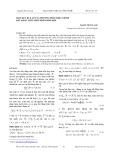 Một số kết quả của phương pháp hiệu chỉnh bất đẳng thức biến phân hỗn hợp