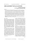 Nghiên cứu tình hình hút thuốc lá của nam sinh viên y khoa Trường Đại học Y – Dược Thái Nguyên, năm 2011