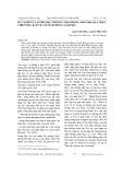 Suy nghĩ về vai trò của hậu phương Thanh Hóa (1965-1968) qua trận chiến đấu bảo vệ cầu Hàm Rồng (3-4/4/1965)