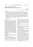 Đô thị và phát triển bền vững: một số lý luận và thực tiễn ở Thái Nguyên