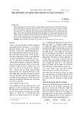 Thế giới nhân vật trong tiểu thuyết nhà văn Thuận