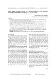 Thực trạng và một số yếu tố liên quan đến tai nạn thương tích ở học sinh THCS Cán Tỷ-Quản Bạ-Hà Giang