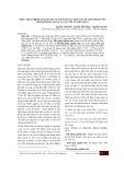 Thực trạng bệnh tăng huyết áp ở người cao tuổi ở xã Du Tiến huyện Yên Minh tỉnh Hà Giang và các yếu tố liên quan
