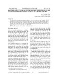 Bối cảnh lịch sử và những chủ trương phát triển kinh tế- xã hội của Đảng bộ tỉnh Thái Nguyên sau ngày tái thành lập tỉnh (01/01/1997)
