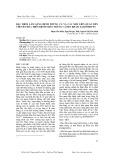 Đặc điểm lâm sàng bệnh trứng cá và các mối liên quan đến chuyển hóa trên bệnh nhân trứng cá đến khám tại Bệnh viện Đại học Y Thái Nguyên
