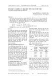 Tổng hợp và nghiên cứu tính chất phức chất Isobutyrat của một số kim loại chuyển tiếp