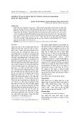 Nghiên cứu quan hệ di truyền tôm sú (Peneaus monodon) bằng kỹ thuật rapd