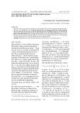 Một phương pháp xây dựng điều khiển dự báo dựa trên mô hình GAUSS