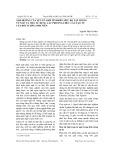 Ảnh hưởng của yếu tố giới tính đến mức độ tập trung từ ngữ và việc sử dụng các phương pháp cấu tạo từ của đối tượng sinh viên