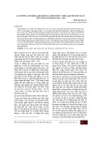 Xu hướng vận động, đổi mới của hình thức thể loại truyện ngắn Việt Nam giai đoạn 1940-1945