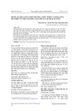 Đánh giá khả năng sinh trưởng, phát triển và khả năng kết hợp của một số dòng Ngô thuần tại Thái Nguyên