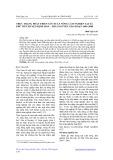 Thực trạng phát triển sản xuất nông lâm nghiệp tại xã Phú Tiến huyện Định Hóa - Thái Nguyên giai đoạn 2004 - 2008