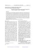 Nguyện vọng của hộ Nông dân Thái Nguyên về công tác khuyến nông đến năm 2010