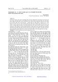 Nghị định 13 - 11 - 1925 và hậu quả của nó đối với nông dân ở Thái Nguyên