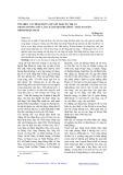Tìm hiểu các hình thức giữ gìn trật tự trị an trong Hương ước làng xã huyện Phú Bình Thái Nguyên thời thuộc Pháp