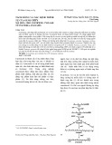 Tách dòng và xác định trình tự của gene crtY mã hóa cho Lycopene cyclase từ Pantoea ananatis