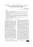 Những khái niệm cơ bản trong ngữ pháp phụ thuộc và lý thuyết kết trị của L. Tesnière