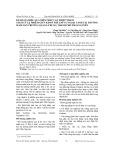 Đề tài nghiên cứu khoa học: Đánh giá hiệu quả biện pháp can thiệp nhằm giảm tỷ lệ nhiễm giun kim ở trẻ em và ngoại cảnh tại trường Mầm non phường Quang Trung, Thành phố Thái Nguyên