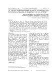 Các kết quả nghiên cứu ban đầu về thành phần hóa học của thân cây Na leo (kadsura heteroclita) Ở Tam Đảo - Vĩnh Phúc