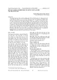 Kết quả khảo nghiệm một số giống ngô lai mới tại Thái Nguyên
