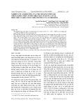 Nghiên cứu ảnh hưởng của việc bổ sung Phytase trong khẩu phần ăn đến hiệu quả sử dụng can xi, phốt pho và khă năng sinh trưởng của gà Broiler