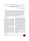 Quản lý chi ngân sách địa phương cho đầu tư phát triển trên địa bàn tỉnh Thái Nguyên
