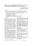 Nghiên cứu tình hình nhiễm HBV, HCV, HIV, Giang mai ở người hiến máu tình nguyện tại Thái Nguyên (2003 – 6/2007)