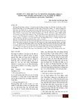 Nghiên cứu phân bố của cây me rừng (Phyllanthus emblica L) trong một số kiểu thảm thực vật tái sinh tự nhiên tại Cao Bằng, Lạng Sơn, Vĩnh Phúc