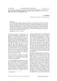 Một số nguyên nhân cơ bản tác động đến đối mới lý luận Văn học Việt Nam (từ 1986 đến nay)