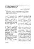 Ứng xử trong gia đình người Tày ở huyện Na Hang - Tuyên Quang