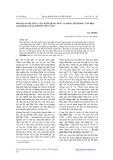 Mối quan hệ giữa văn xuôi Quốc ngữ và báo chí trong Văn học giai đoạn giao thời ở Việt Nam