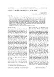 Vài nét về nguồn gốc người Tày ở Cao Bằng