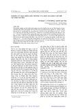 Nghiên cứu đặc điểm sinh trưởng của một số giống Chè mới tại Thái Nguyên