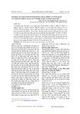 Nghiên cứu khả năng sinh trưởng, phát triển và năng suất của một số giống Ngô lai có triển vọng tại Thái Nguyên
