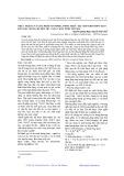 Thực trạng và giải pháp an ninh lương thực tại chỗ cho đồng bào dân tộc Mông huyện Mù Cang Chải tỉnh Yên Bái