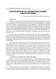 Sản xuất chè hữu cơ ở hợp tác xã Thiên Hoàng, Đồng Hỷ Thái Nguyên và một số đề xuất, kiến nghị
