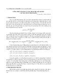 Công thức Bayes và ứng dụng để giải quyết các bài toán nhận dạng