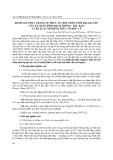Đánh giá thực trạng về thức ăn cho chăn nuôi đại gia súc của xã Quân Bình Bạch Thông Bắc Kạn và đề xuất mô hình thức ăn hợp lý
