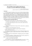 Kết quả nghiên cứu giống lúa chất lượng cao ở vụ xuân và vụ mùa năm 2006 tại tỉnh Tuyên Quang