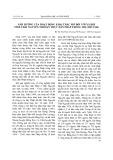 Ảnh hưởng của hoạt động khai thác mỏ đối với xã hội tỉnh Thái Nguyên thời kỳ thực dân Pháp thống trị ( 1897-1945 )