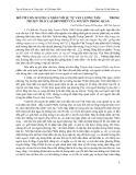 Mô típ con người cá nhân với sự tư vấn lương tâm trong truyện thầy Lazarô Phiền của Nguyễn Trọng Quảng