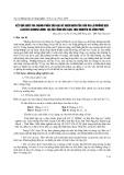 Kết quả điều tra thành phần sâu hại và thiên địch của sâu ăn lá muồng đen ( Cassia Siamea Lamk ) tại các tỉnh Bắc Kạn, Thái Nguyên và Vĩnh Phúc