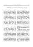 Tìm hiểu ngôn ngữ trong chuyện đời xưa 1986 của Trương Vĩnh Ký