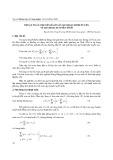 Thuật toán chuyển bài toán qui hoạch phi tuyến về qui hoạch tuyến tính